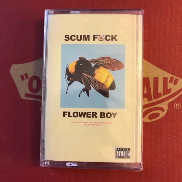 79cb5f0d470cbe scum fuck flower boy cassette tape